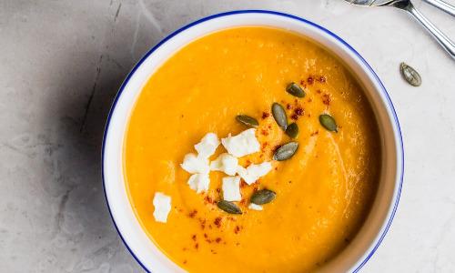 Сила домашних супов