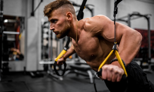 Top 5 TRX Ab среди упражнений